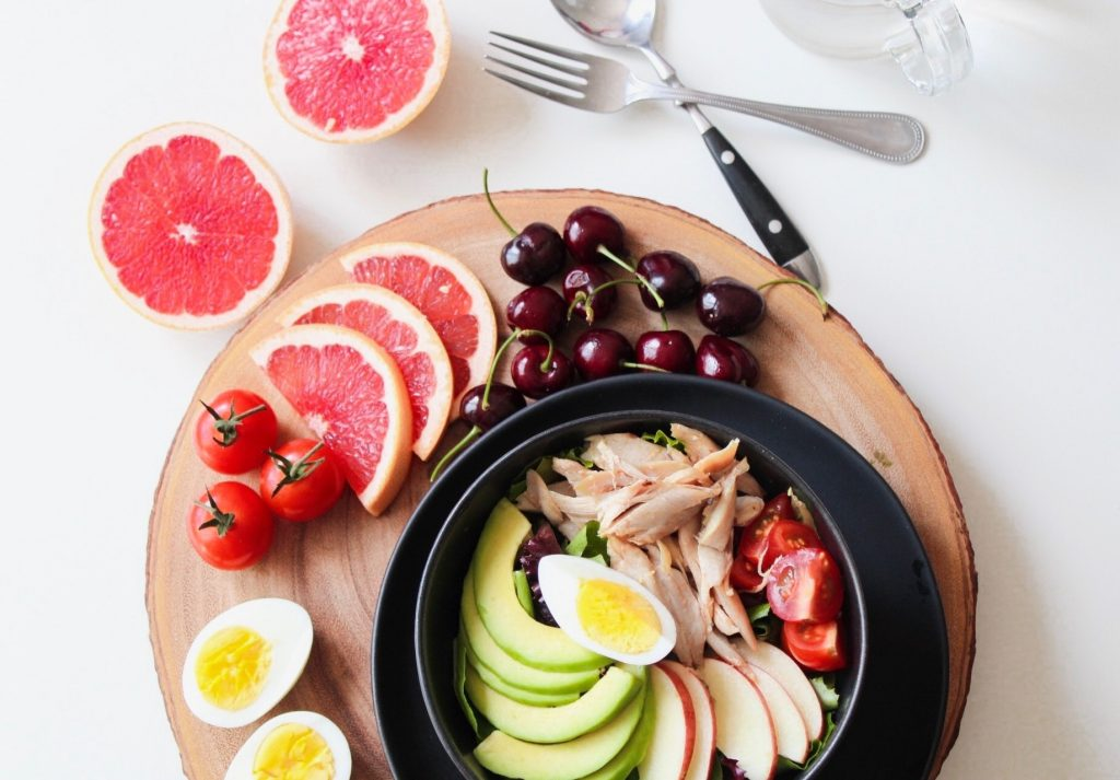 New Year's Resolution tips from Registered Dietitian Alia Khudhair-Gilmer at Healthy Steps
